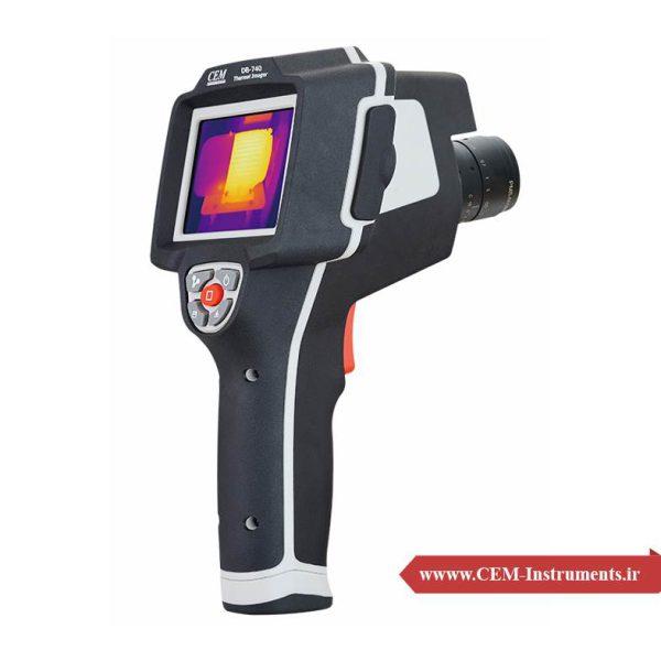 دوربین ترموویژن مدل CEM DB-740