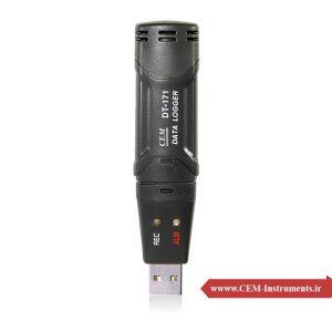 دیتالاگر دما مدل CEM DT-170