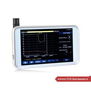 دیتالاگر دما آزمایشگاهی CEM DT-1700