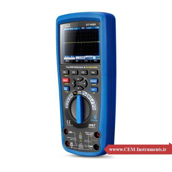 مولتی متر CEM DT-9989