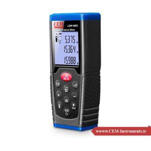 متر لیزری CEM LDM-110H