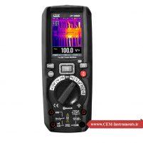 مولتیمتر دارای دوربین حرارتی CEM DT9889
